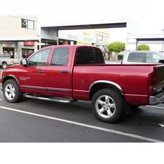 Radlaufleisten Dodge Ram 1500 Bj:94-01, 2500,3500  Bj:94-02 (lange Version)