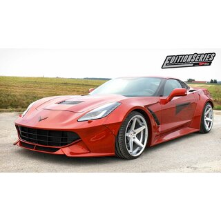 Edition Serie Wide Body Kit Corvette C7