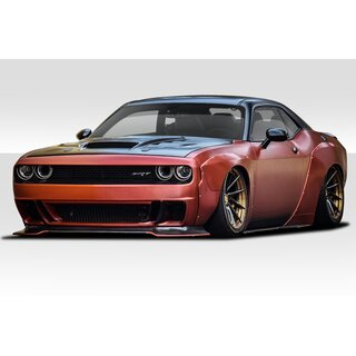 Wide Body Kit 8-teilig Dodge Challenger Bj:08-20