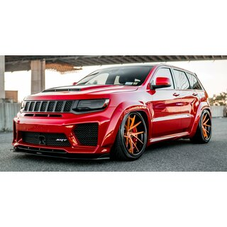 EditionSeries Spoilerlippe Jeep Grand Cherokee Trackhawk
