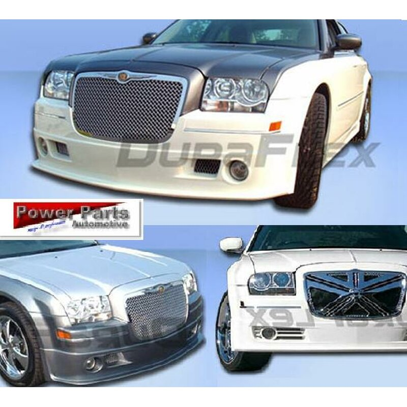 Chrysler 300c Hemi Spalanie: Chrysler 300C Hemi V8 Stoßstangenverlängerung