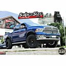 3 Body Lift Kit Dodge Ram 1500 2 & 4 WD nur Benziner...